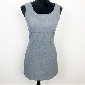 I.N. Dress Grey Fitted Dress Tank Style